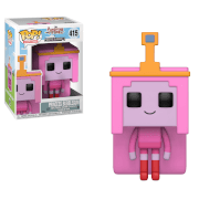 Adventure Time x Minecraft Princess Bubblegum Pop! Vinyl Figure