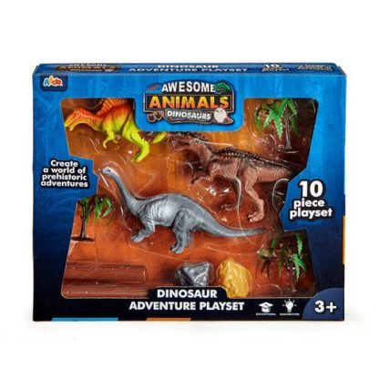 Awesome Animals Diplodocus Dinosaur Adventure Playset