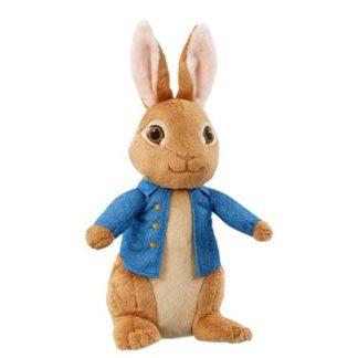 Beatrix Potter Talking Movie Plush Toy
