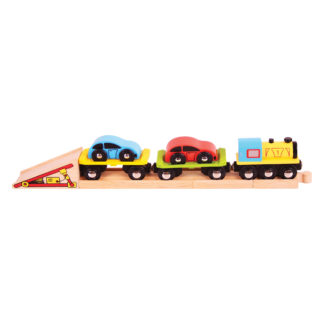 Bigjigs Rail Car Loader