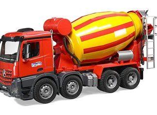 Bruder Mercedes Arocs Cement mixer truck