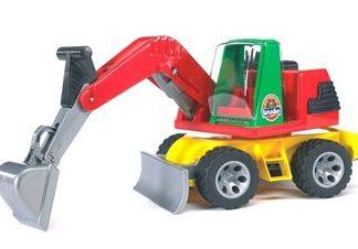 Bruder Roadmax Excavator