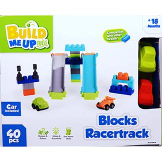 Build Me Up - Blocks Racertack