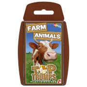 Classic Top Trumps - Farm Animals