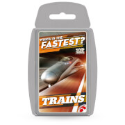 Top Trumps Card Game - Trains Edition