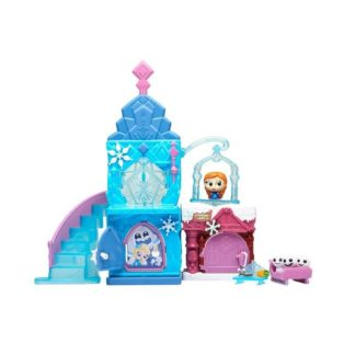 Disney Doorables Large Playset  - Frozen Ice Centre