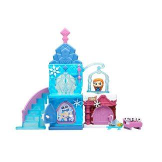 Disney Doorables Large Playset  - Frozen Ice Centre