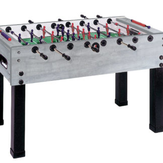 Garlando G-500 Grey Oak Football Table