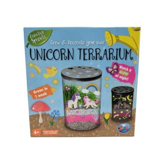 Grow and Decorate Your Own Unicorn Terrarium
