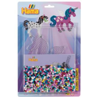 Hama Unicorn & Horse Kit