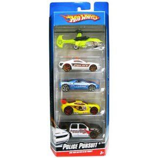 Hot Wheels 5 Cars Pack (Styles Vary)
