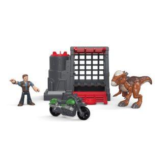 Imaginext Jurassic World Figure - Stygimoloch & Oven