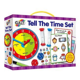 James Galt Tell the Time Set