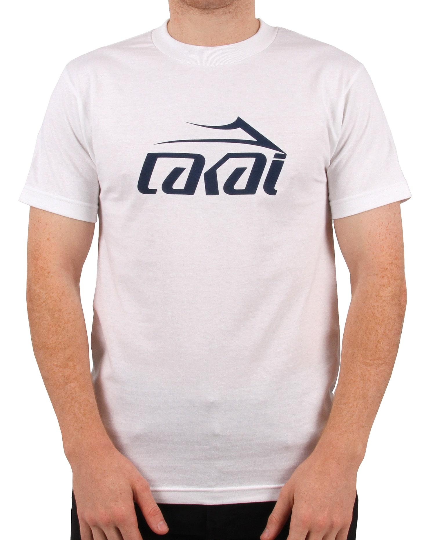 9002af57c9 Lakai Basic T Shirt - White - Christmas Toys