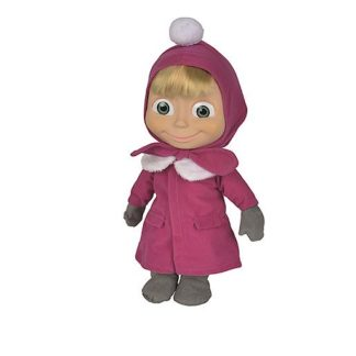 Masha and The Bear 36cm Winter Masha Doll
