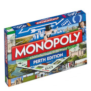 Monopoly Board Game - Perth Edition
