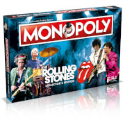Monopoly Board Game - Rolling Stones Edition