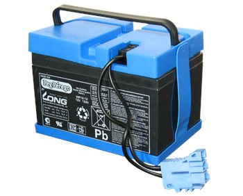 Peg Perego 12v - 12 Ah Battery