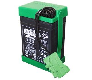 Peg Perego 6v - 4.5 Ah Battery