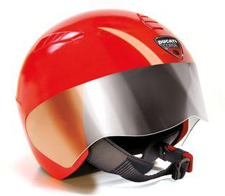 Peg Perego Casco Ducati helmet