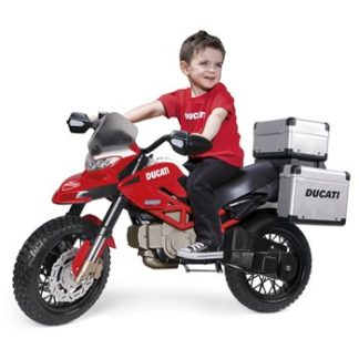 Peg Perego Ducati Enduro 12 Volt