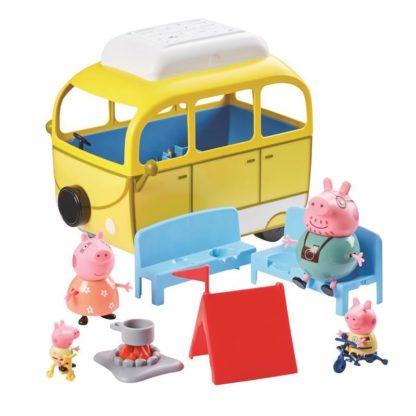 Peppa Pig Camping Trip Playset