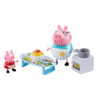 Peppa Pig Messy Kitchen Playset