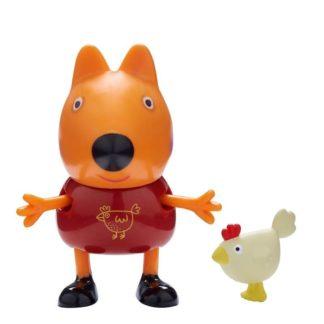 Peppa Pig Pals & Pets - Freddie Fox & Chicken