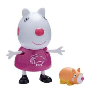 Peppa Pig Pals & Pets - Suzy Sheep & Hamster