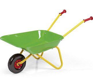 Rolly Toys Kids Toy Metal Wheelbarrow