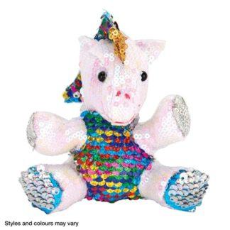 Sequin Surprise Pets - Magic the Unicorn