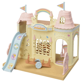 Sylvanian Families Baby Nursery Castle
