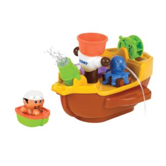 Toomies Pirate Ship Bath Toy