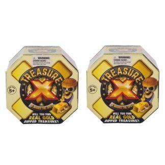 Treasure X 2 Pack