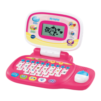 VTech My Laptop - Pink