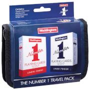 Waddingtons Number 1 Playing Cards - Bridge Travel Set Edition