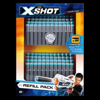 X-Shot Dart Refill - 100 Pack