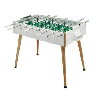FAS Flamingo Football Table - White