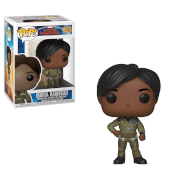 Marvel Captain Marvel Maria Rambeau Pop! Vinyl Figure