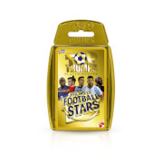 Top Trumps Card Game - World Football Stars Gold Edition