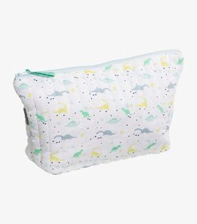 Children's Toiletry Bag pink light all over printed