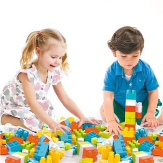 Dolu Big Colour Blocks 130 pieces