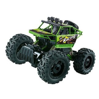 1:14 Climbing King RC Car - Green
