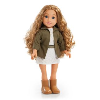 B Friends Deluxe 45cm Doll - Amber