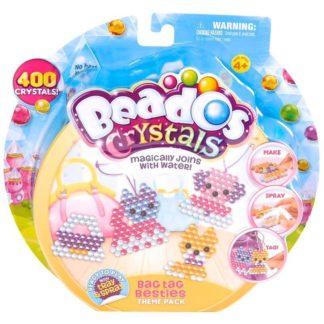 Beados Bag Tag Besties Crystal Theme Pack