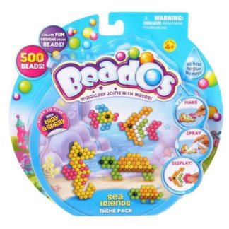 Beados Sea Friends Crystal Theme Pack