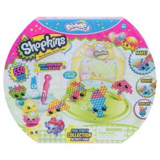 Beados Series 2 Shopkins Activity Pack - Pool Party