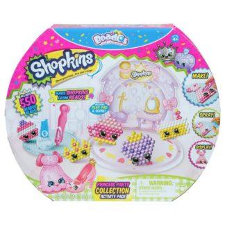 Beados Series 2 Shopkins Activity Pack - Princess Party
