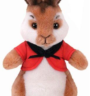 Beatrix Potter Beanie Babies - Flopsy Rabbit
