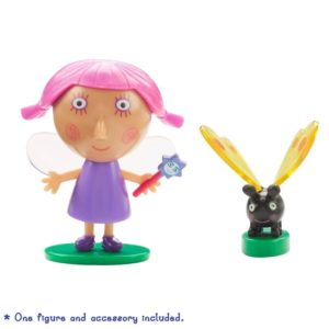 Ben & Holly Figure and Accessory Pack - Violet with Butterfly
